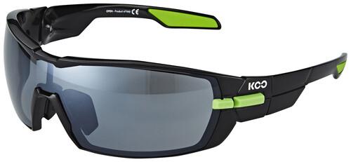 Kask KOO Sonnenbrille inkl. 2 Gläser Superblue und Clear mattschwarz 2018 Brillen & Goggles g55qW3j
